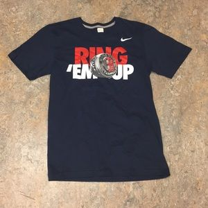 Boston Red Soxs Nike Men's Ring Em Up Shirt Small